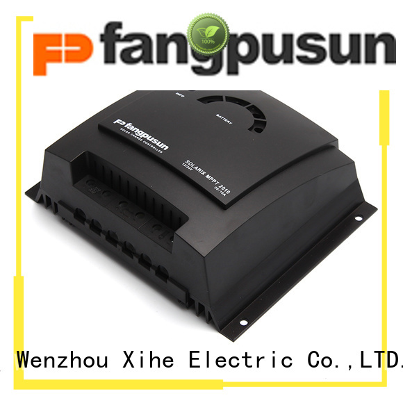 Xihe 10a battery charge controller order now for solar system