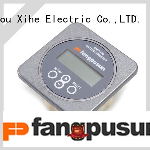 multifunction solar battery monitor battery online for pc