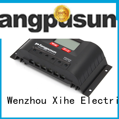 Xihe cheap best pwm solar charge controller pr1010 for all in one solar street light