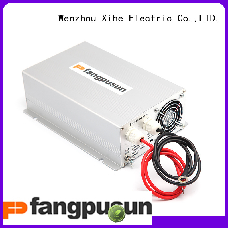 Fangpusun sine vehicle power inverter manufacturer for mobile offices