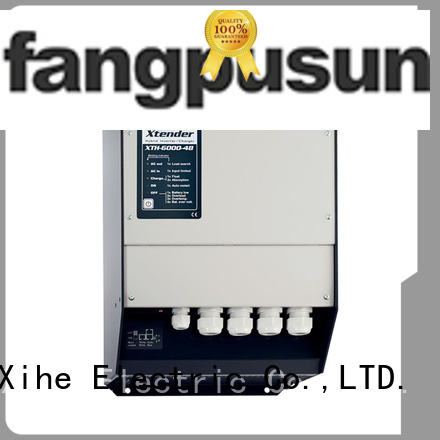 Fangpusun low price solar inverter suppliers overseas trader for mobile offices