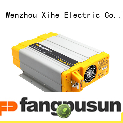 Fangpusun 300w electric power inverter chinese manufacturer for boats