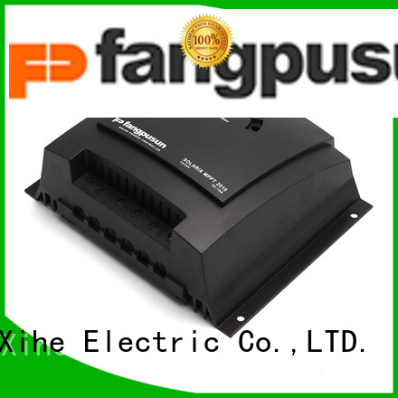 Fangpusun hot-sale mppt solar charge controller supplier online for solar system