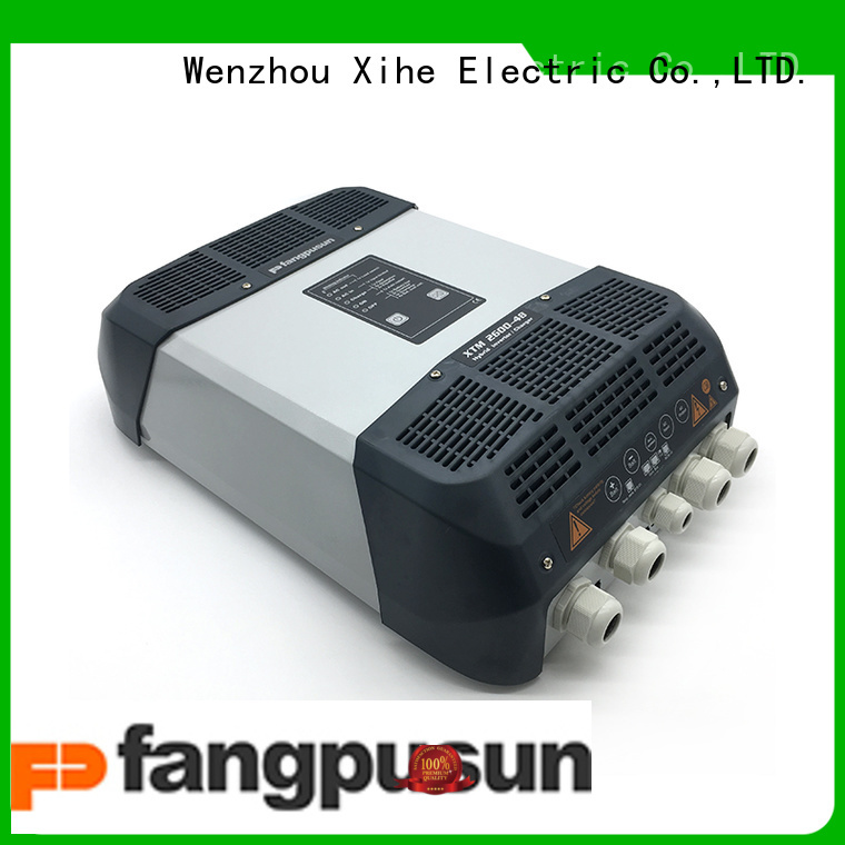 Fangpusun off 4kw solar inverter producer for vehicles