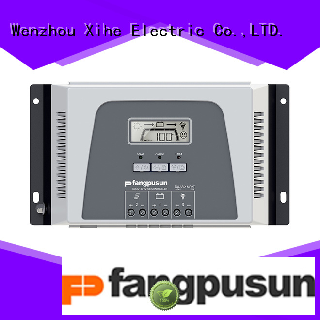 Fangpusun 30a mppt charger overseas trader for solar system