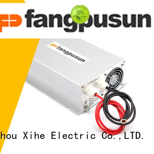 Fangpusun highly recommend 24v off grid inverter manufacturer for mobile offices