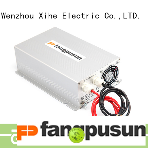 Fangpusun new product solar pv inverter price manufacturer for vehicles