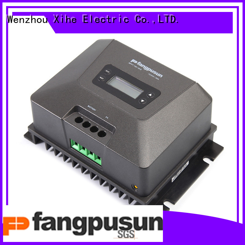 Fangpusun solar battery charger controller overseas trader for solar system