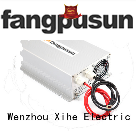 Fangpusun grid off grid inverter system producer for mobile offices