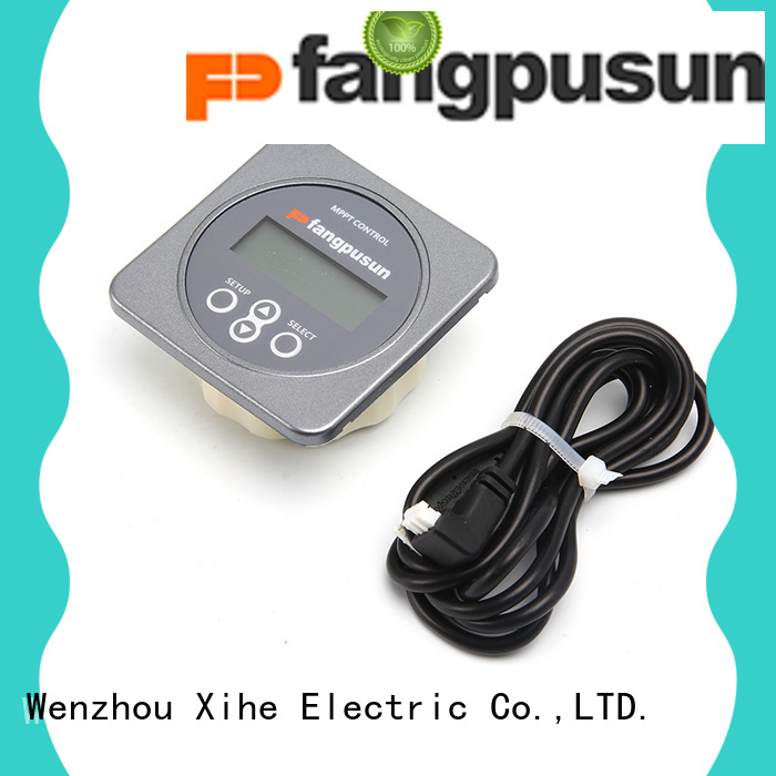 Fangpusun solar solar charge controller manufacturer for industry
