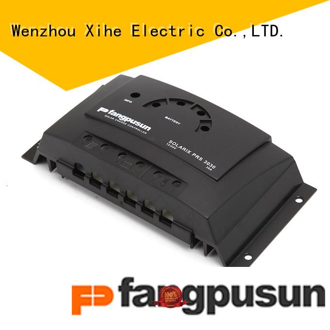Fangpusun pr1010 pwm solar controller for solar lighting