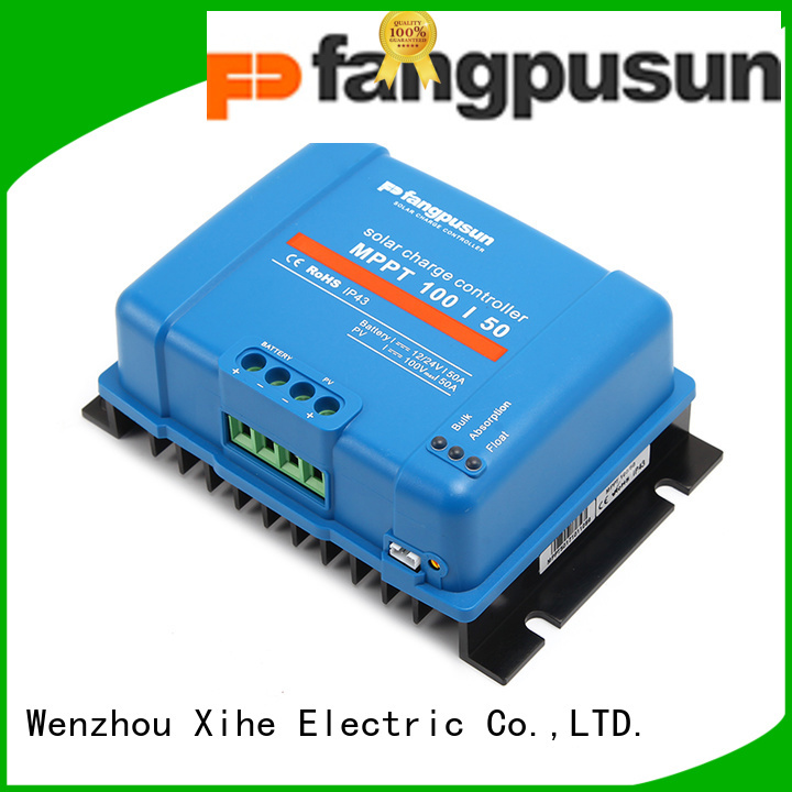 Fangpusun high-quality dual battery mppt charge controller bulk purchase for home