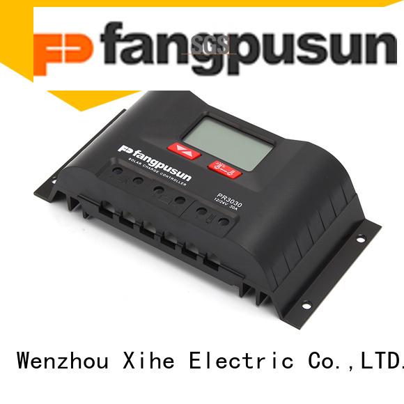 Fangpusun cheap solar panel voltage controller for home power solar