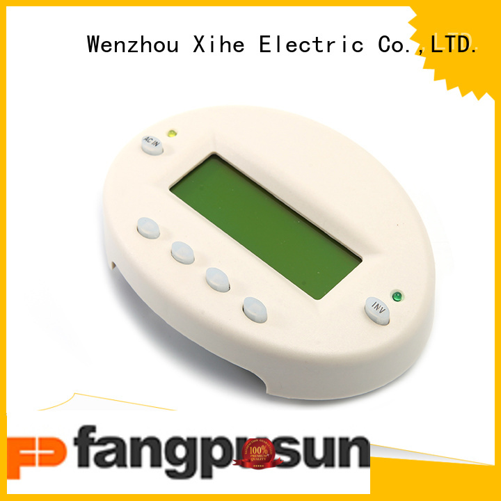 remote mppt solar controller with good reputation for home Xihe
