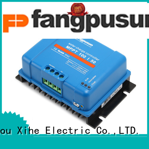 Fangpusun solar battery charger controller overseas trader for battery charger
