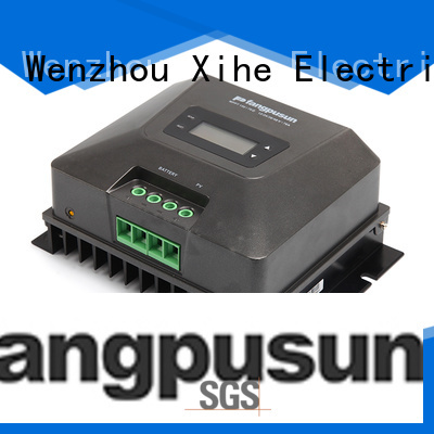 Fangpusun hot-sale solar panel regulator charge controller for battery charger