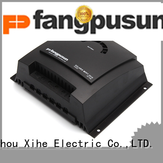 Fangpusun mppt programmable solar charge controller supply for home