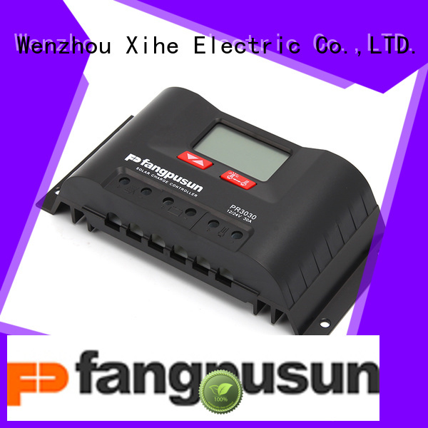 Fangpusun new 48 volt solar charge controller quick transaction for home use