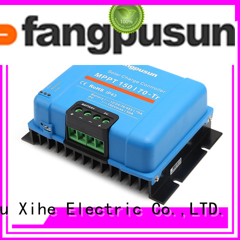 Fangpusun display mppt solar charge controller supplier overseas trader for battery charger