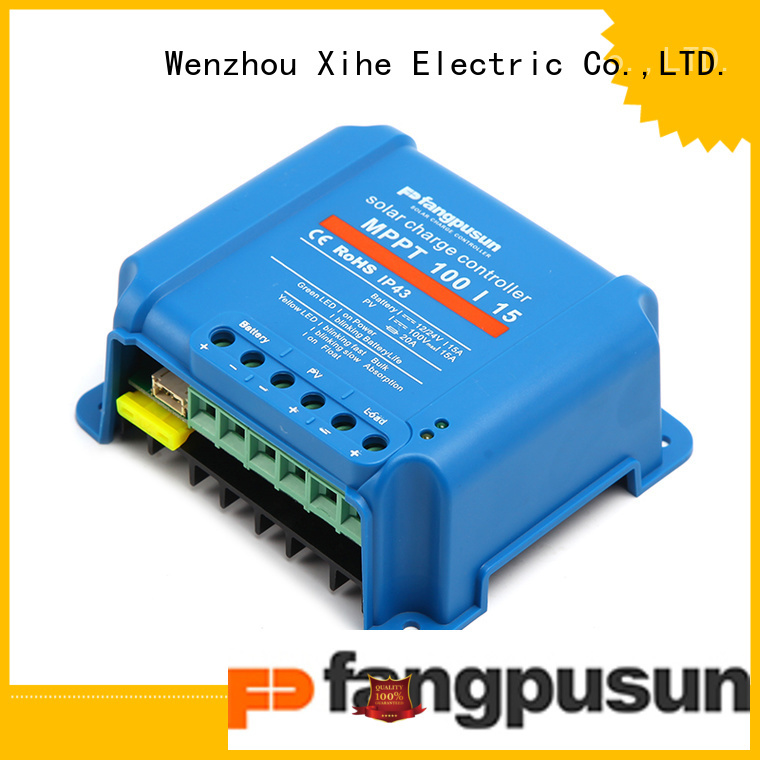Fangpusun mppt solar charge controller circuit company for home