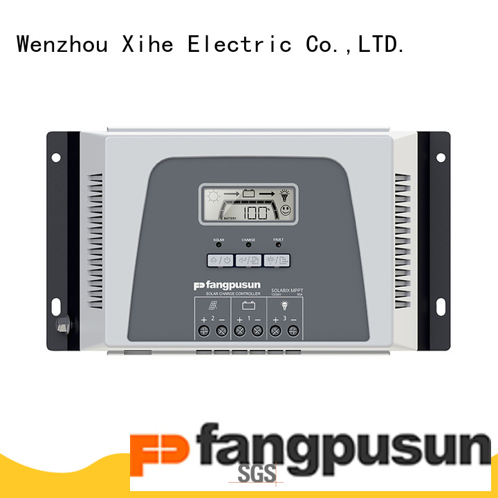 Fangpusun mppt15045d60d70d 30a solar charge controller suppliers for battery charger