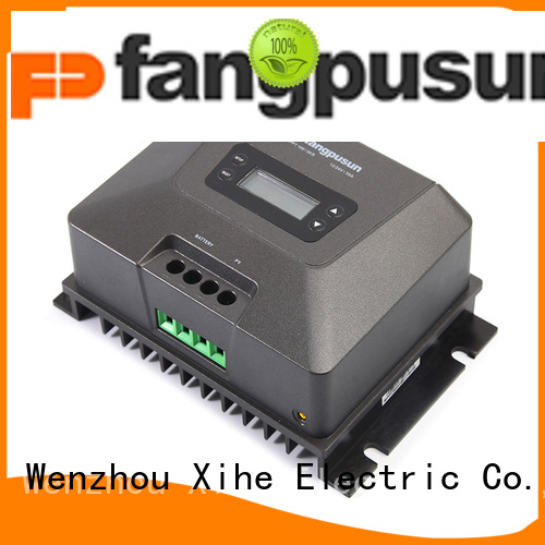 Fangpusun good quality solar battery charger controller for home