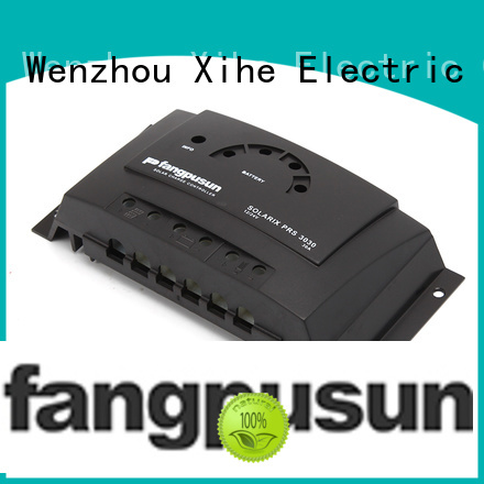 Xihe 33e charge controller order now for all in one solar street light