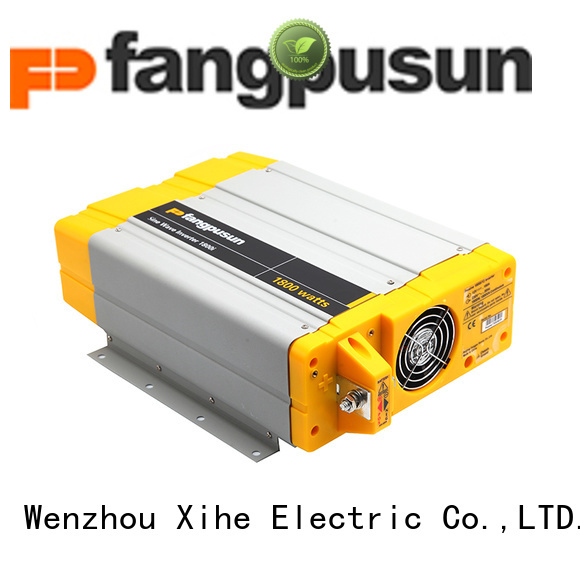 Fangpusun prosine home inverter system for business for recreation vehicles