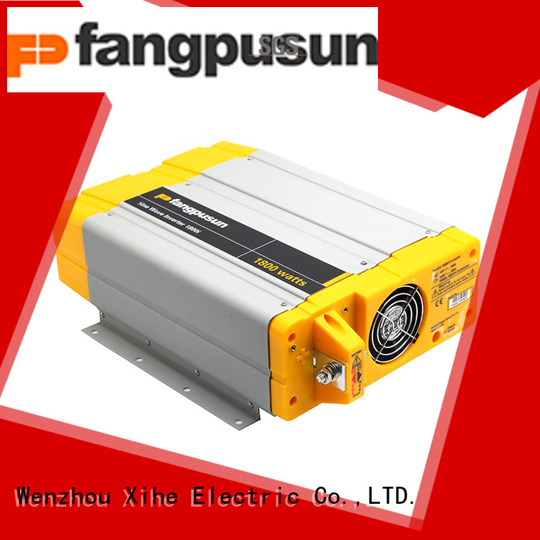 Fangpusun latest on and off grid solar system company for vehicles