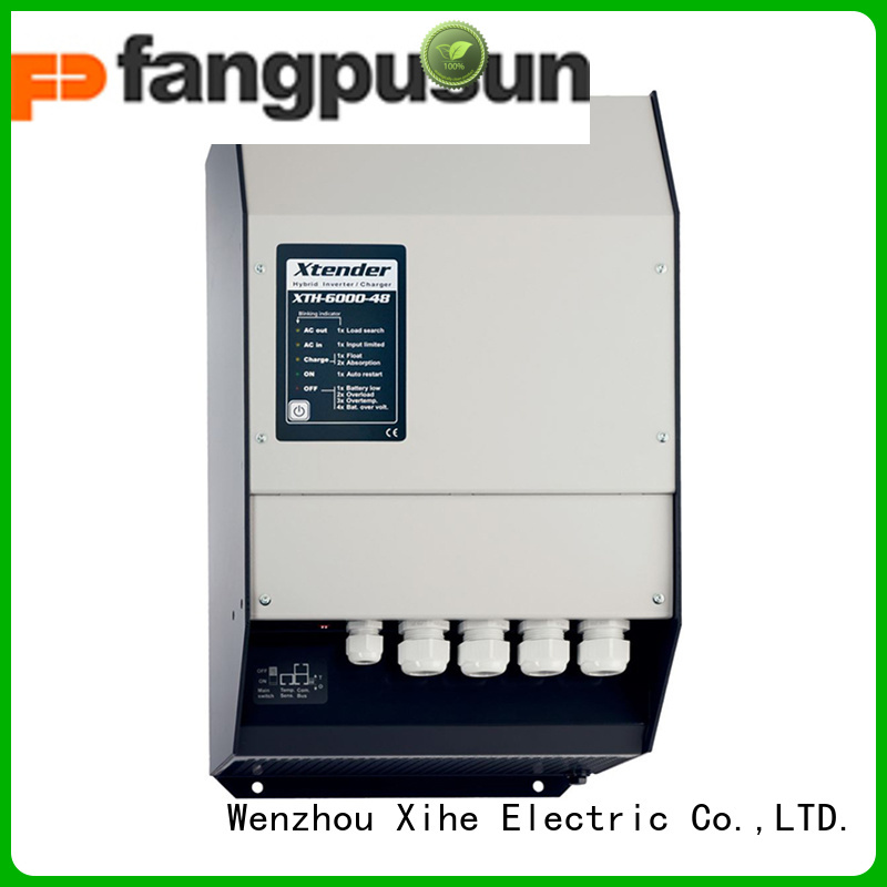 Fangpusun 300w 220v solar inverter exporter for mobile offices