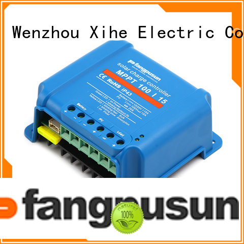 Fangpusun custom solar controller 12v order now for battery charger