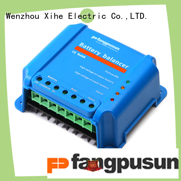Xihe multifunction solar battery monitor purchase online for lithium battery