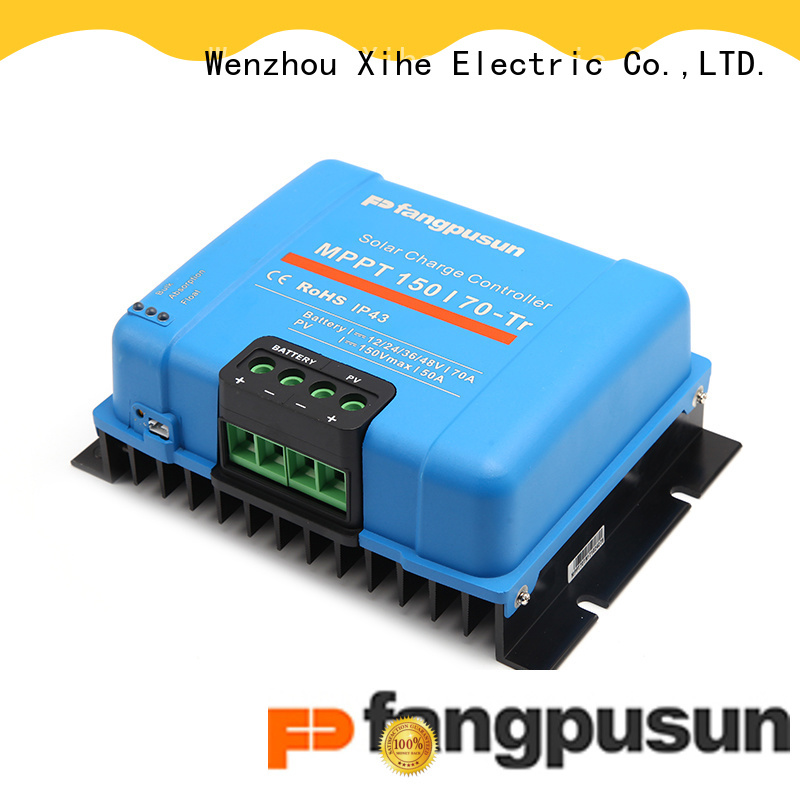 Fangpusun 5a lifepo4 mppt charge controller for business for home