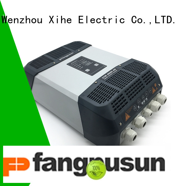 Xihe hybrid power inverter battery exporter for boats