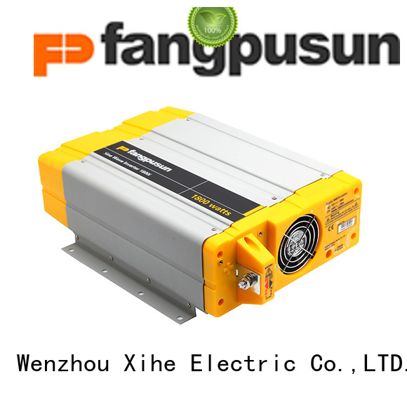 Fangpusun highly recommend convert grid tie inverter to stand alone manufacturers for boats