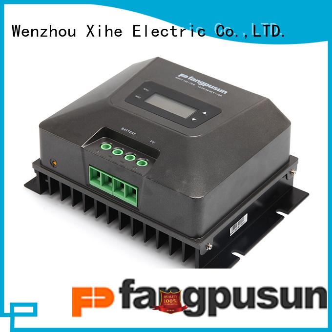 custom solar panel regulator charge controller 24v online for solar system