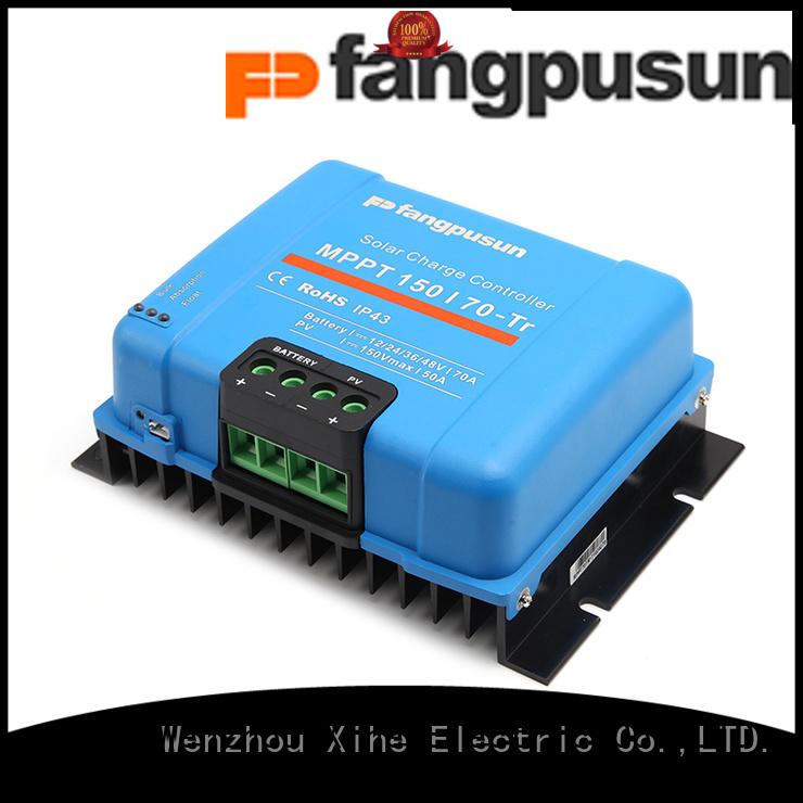 Fangpusun custom mppt solar regulator for battery charger