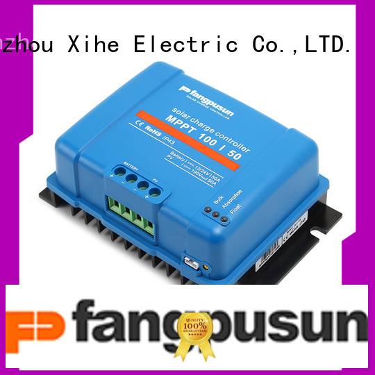 Fangpusun led mppt controller online for battery charger