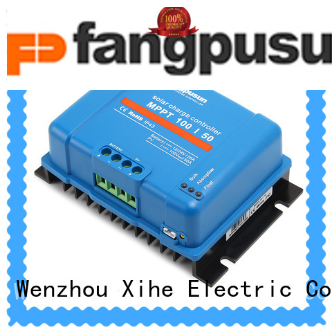 Fangpusun mppt10015 solar panel regulator charge controller overseas trader for home