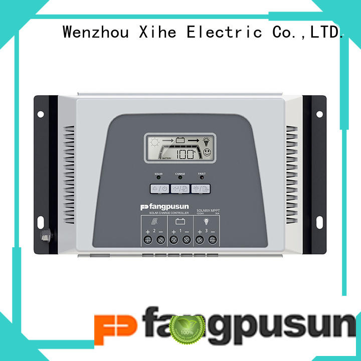 Fangpusun new 3 amp solar charge controller suppliers for battery charger