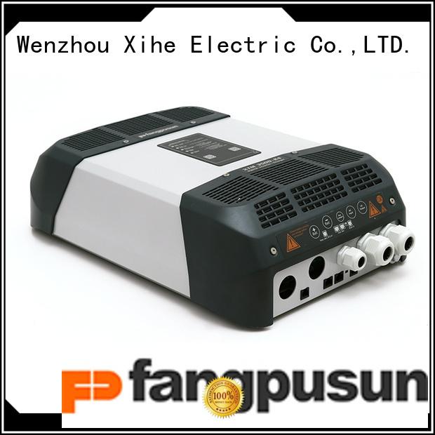 Fangpusun inverter grid tie inverter pure sine wave producer for vehicles