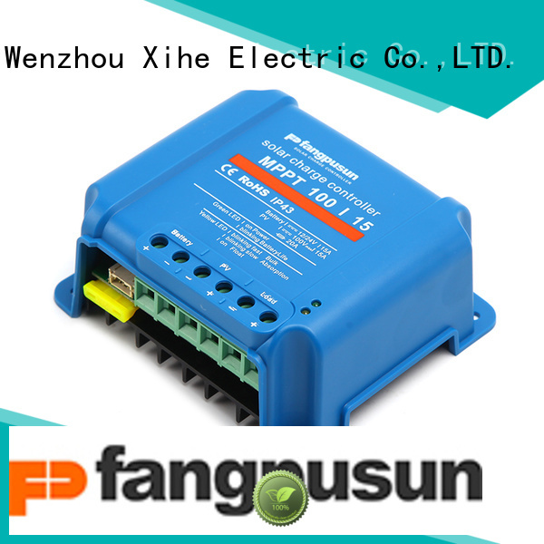 Fangpusun custom mppt solar charge controller manufacturers overseas trader for home