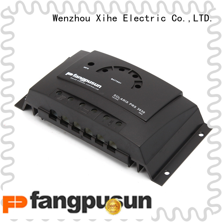 24v solar charge controller 66f for home power solar Xihe