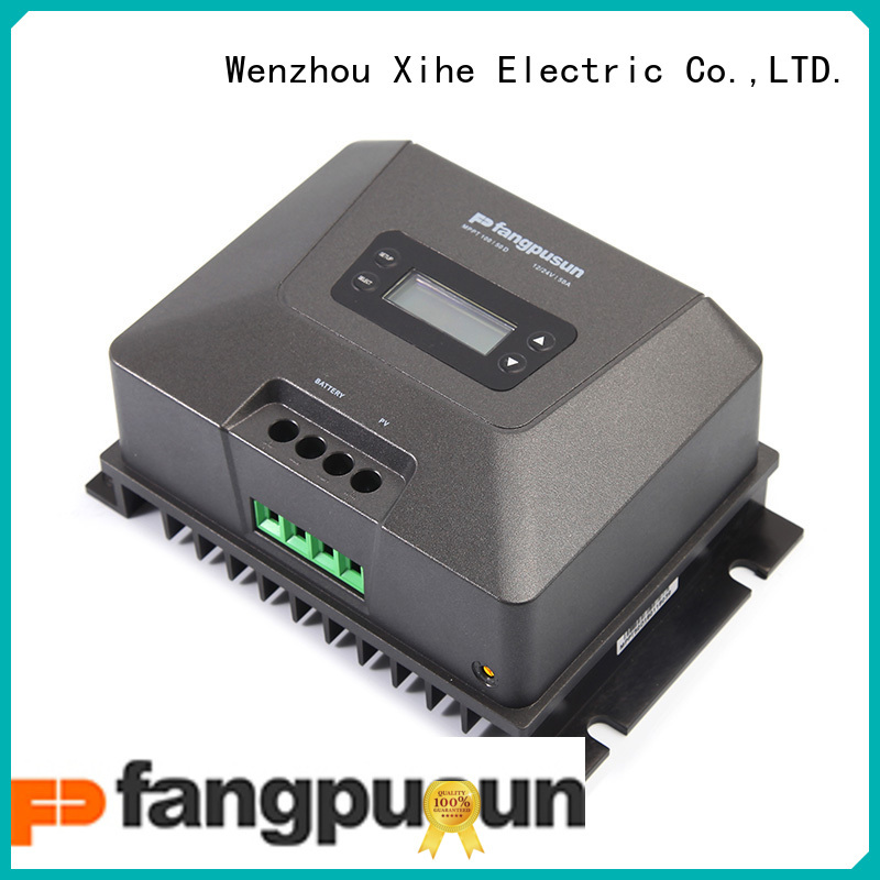 Fangpusun trustworthy solar battery charger controller online for home