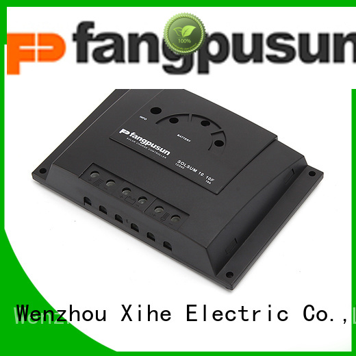 Xihe 100% quality pwm solar charge controller quick transaction for solar lighting