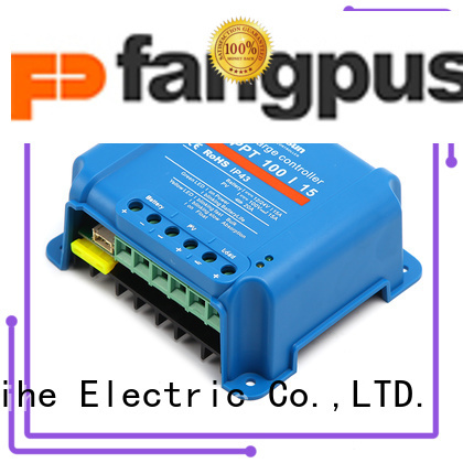 Fangpusun mppt solar charge controller kit order now for battery charger