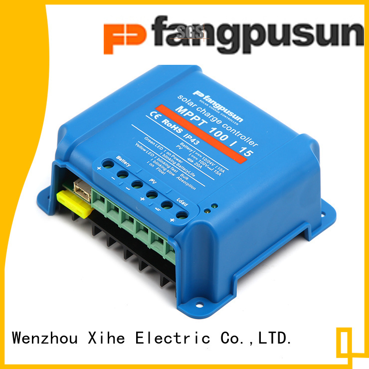 Fangpusun good quality mppt regulator order now for battery charger
