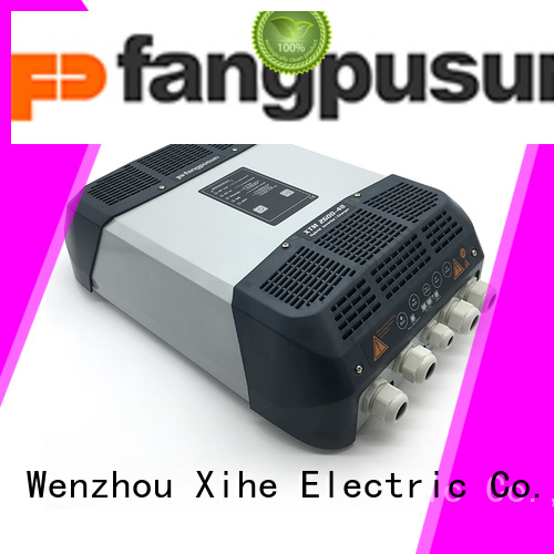 Xihe highly recommend inverter battery charger producer for boats