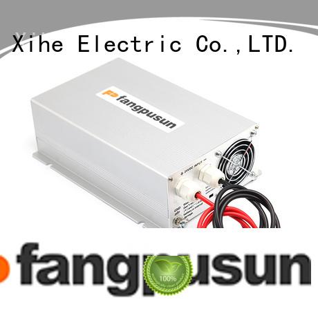 high quality charging inverter battery with solar panel inverter international market for vehicles