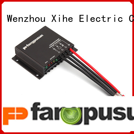3a 10a solar charge controller from China for solar lighting Xihe